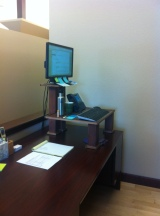 Taking a Stand(ing Desk!)